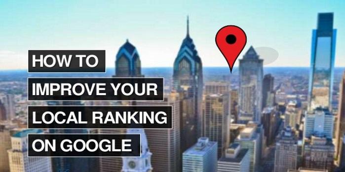 الگوریتم محلی گوگل