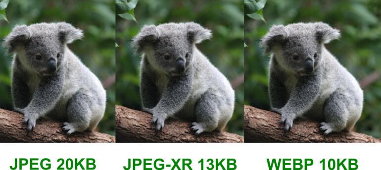 بهینه سازی عکس برای موبایل
